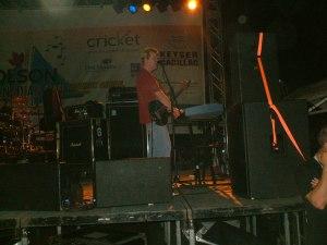 Rik Emmett, Canal Concert 7-28-07 110